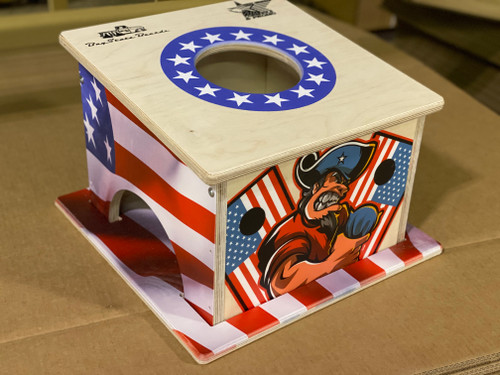 Classic Airmail Box - All Over Print