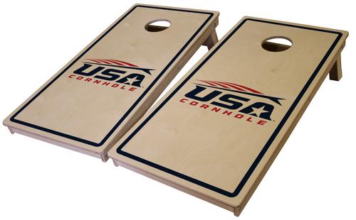 USA Cornhole Pro Series Tournament Grade Cornhole Boards