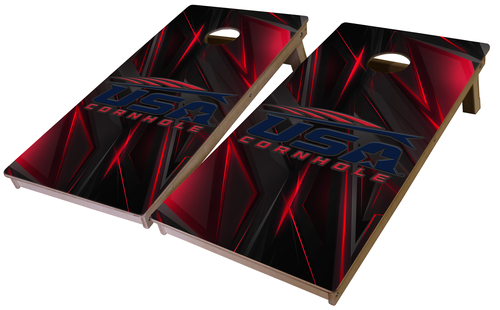 USA Cornhole Pro Series Tournament Grade Cornhole Boards-Shards