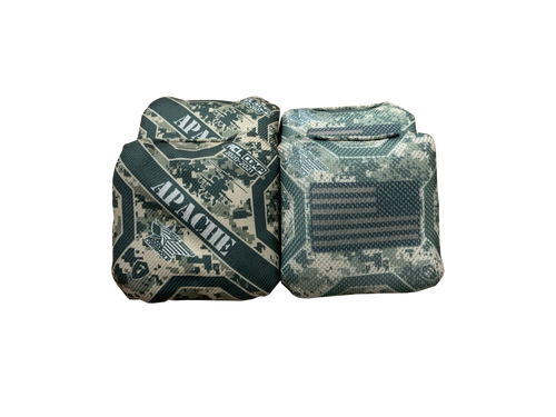 War Zone ACL Competitive Approved: Apache Cornhole Bags (Set of 4)