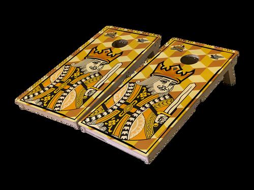 Triple Crown King Pro Series Tournament Grade Cornhole Boards