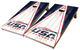 USA Cornhole Pro Series Tournament Grade Cornhole Boards-Rustic