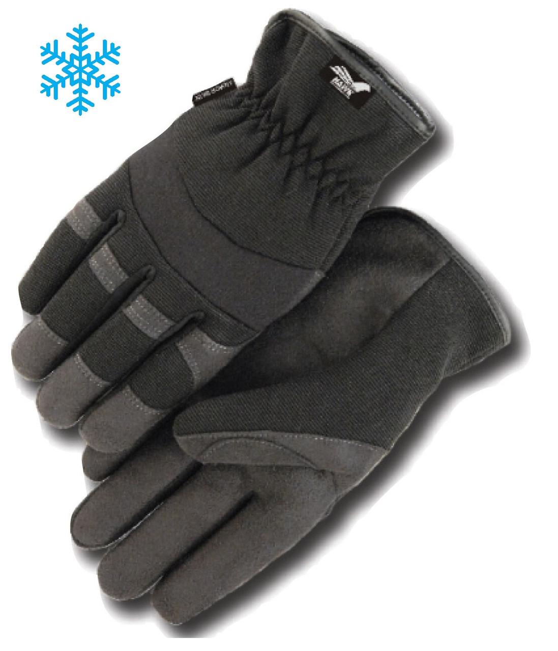 Majestic Winter Hawk Insulated Mechanics Gloves Mechanic Gloves