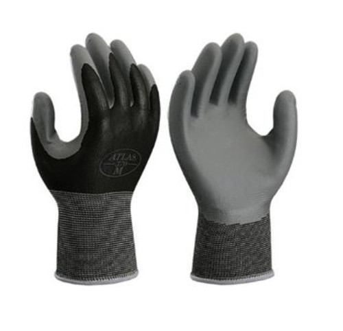 ATLAS® Nitrile Tough® Palm Coated Nylon Gloves
