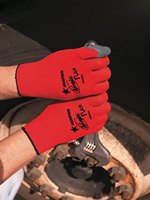 Ninja-Flex® Natural Rubber Palm Coated Gloves