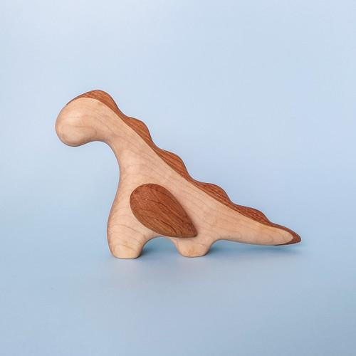 Tateplota Handmade Wooden Dragon for Endless Play Collective