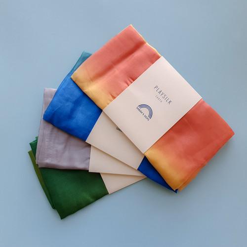 Sarah's Silks Play Silk | Earth Collection