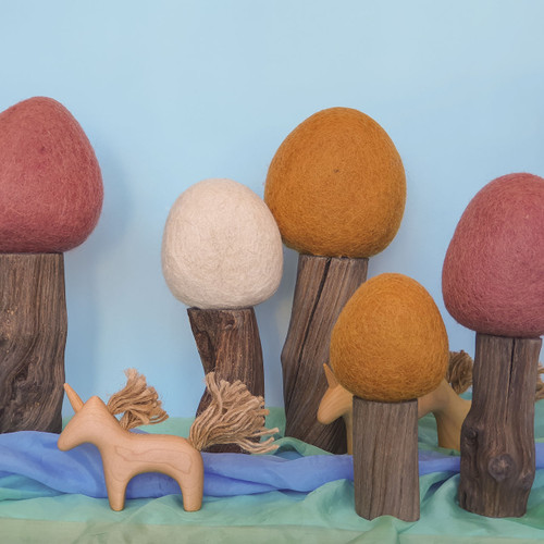 Papoose Fair Trade Trees Special Earth Edition for Endless Play Collective