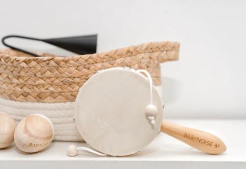 Babynoise Tassel Drum