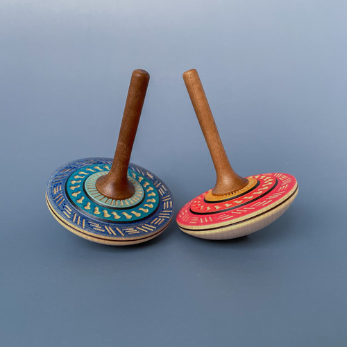 Mader Spinning Top Bonbon for Endless Play Collective