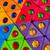 Bauspiel Jewel Junior Triangle Blocks | Set of 6, 12 or 54