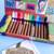 Kitpas Ecru Medium Stick Crayons 12 colours