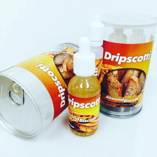 Almond Biscotti by Dripscotti E-Liquid