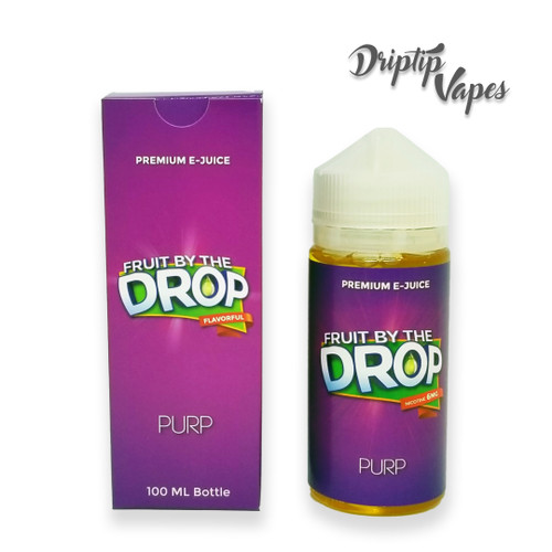 Fruit By The Drop Purp E-Liquid 100mL