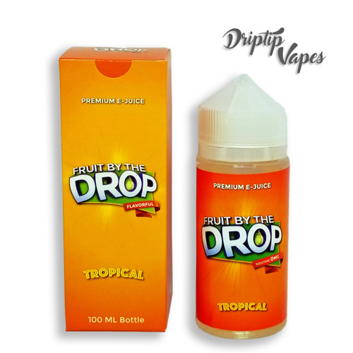 Fruit By The Drop Tropical E-Liquid 100mL
