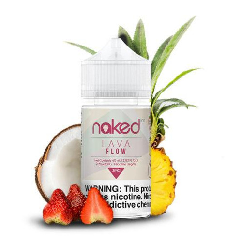 Lava Flow - Naked 100 E Liquid