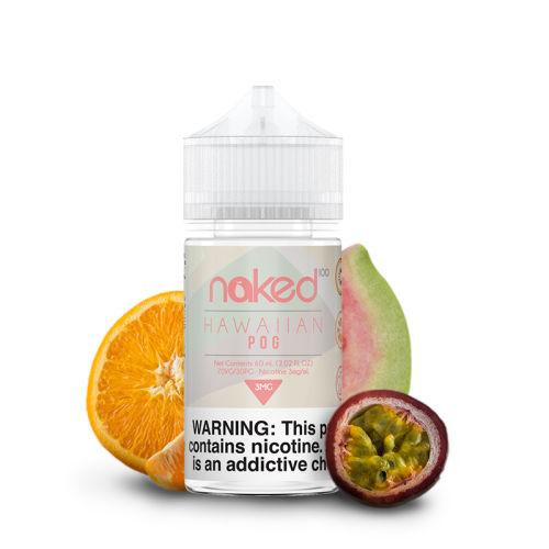 Hawaiian POG - Naked 100 E Liquid