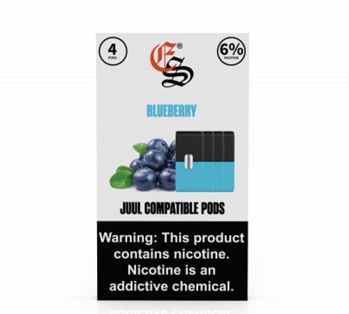 Eonsmoke Blueberry JUUL Compatible Pods