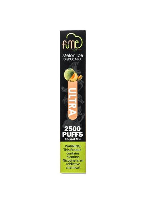 FUME Ultra Disposable Vape - Melon Ice