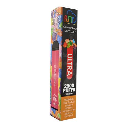 FUME Ultra Disposable Vape - Gummy Bears