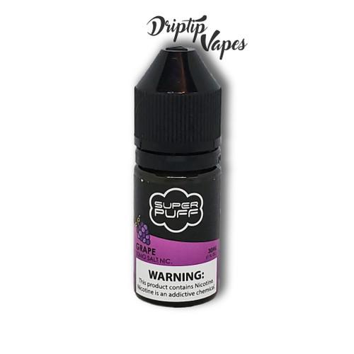 Grape - Super Puff Salt Nic E-liquid