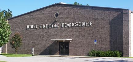 Bible Baptist Bookstore