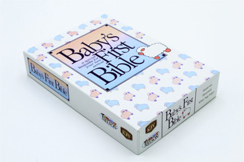 Thomas Nelson Bible: Baby's First Bible - Hardcover
