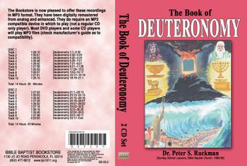 Deuteronomy - MP3