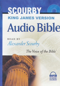 The Holy Bible on MP3 - Alexander Scourby