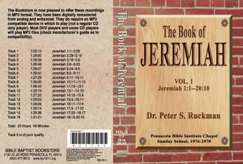Jeremiah, Volume 1 - MP3