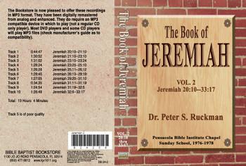 Jeremiah, Volume 2 - MP3