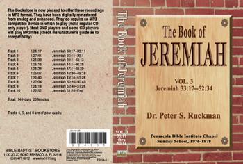Jeremiah, Volume 3 - MP3
