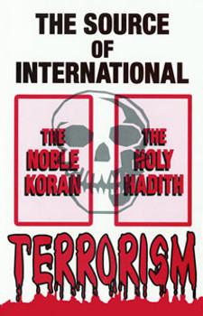 The Source of International Terrorism
