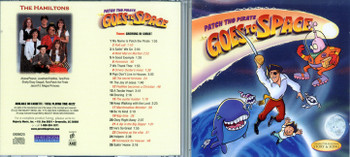 Patch Goes To Space - Patch The Pirate CD
