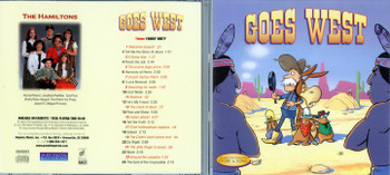 Patch Goes West -  Patch The Pirate CD