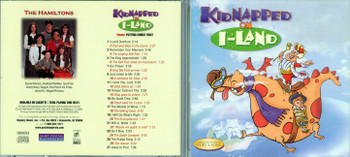 Kidnapped On I-Land - Patch The Pirate CD