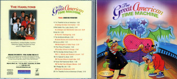 Great American Time Machine - Patch The Pirate CD