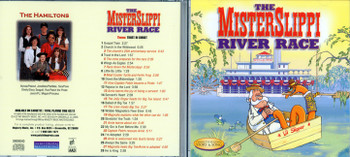 The Misterslippi River Race - Patch The Pirate CD