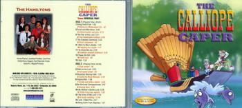 The Calliope Caper - Patch The Pirate CD