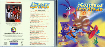 The Custard's Last Stand - Patch The Pirate CD