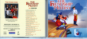 The Friendship Mutiny - Patch The Pirate CD