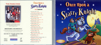 Once Upon a Starry Knight - Patch The Pirate CD