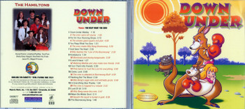 Down Under - Patch The Pirate CD