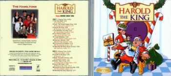Harold The King - Patch The Pirate Christmas CD