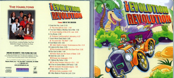 Evolution Revolution - Patch The Pirate CD