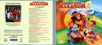 Mount Zion Marathon - Patch The Pirate CD