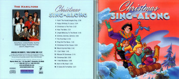 Christmas Sing-Along - Patch The Pirate Christmas CD