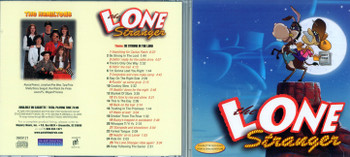 The Lone Stranger - Patch The Pirate CD