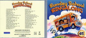 Sunday School Singalong Volume 1 - Patch The Pirate CD