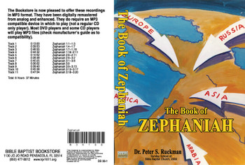 Zephaniah - MP3